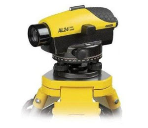 Stanley 77-183 AL24D 24x Pro-Grade Contractors Automatic Optical